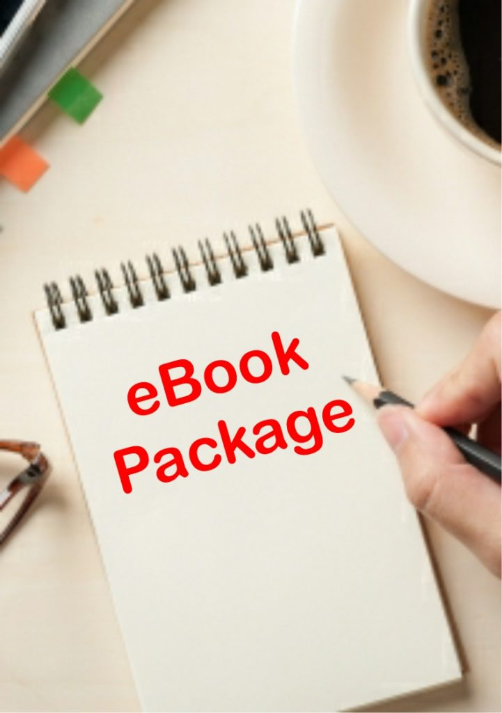 Write-a-Book Token Package A