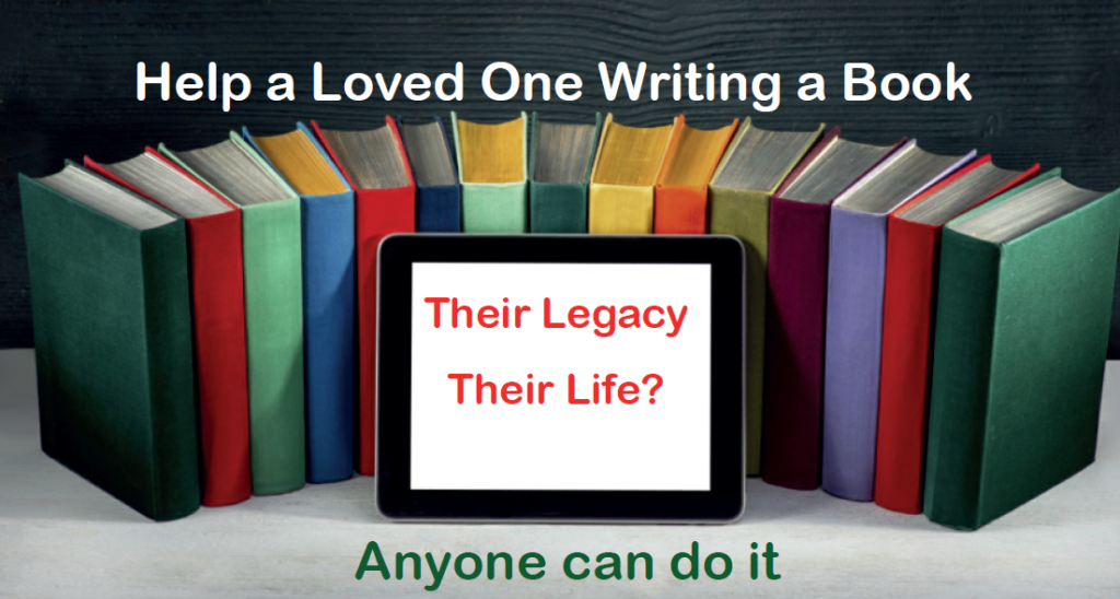 Help a Loved One Write a Book